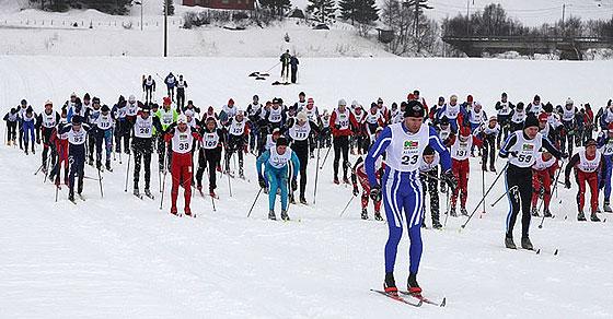 Starten stavløpet 2008